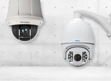Analoge Dome Kameras