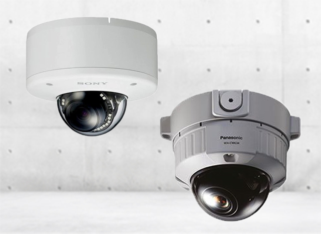 Dome Kameras