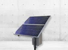 Solarstromversorgung