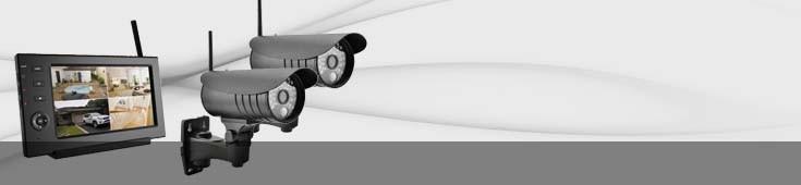WLAN Videoüberwachung