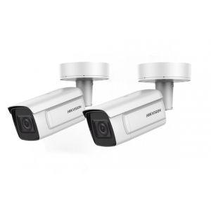 HIKVision KAMERA-SET 2x DS-2CD7A46G0-IZHSY(2.8-12mm) IP Bullet Kamera 4MP Full HD DarkFighter DeepinView Outdoor