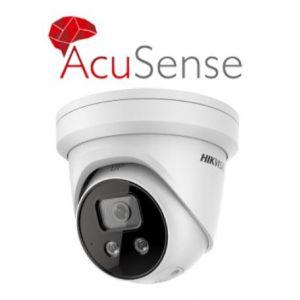 Hikvision DS-2CD2346G2-ISU/SL(4mm)(C) IP Turret Kamera