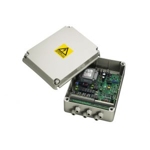 Videotec DTRX324 Telemetrie-Empfänger, 17 Funktionen, RS232, RS485, Current loop, IP56, 24VAC