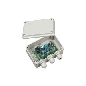 Videotec TWT2 Zweidraht-Sender, wasserfestes Gehäuse, IP56, 12VDC/24VAC