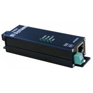 OT Systems ET1111-H-MT Medienkonverter, 1 Port Single Mode, 2-Fiber, Micro, 10/100BaseTX/100BaseFX, ST