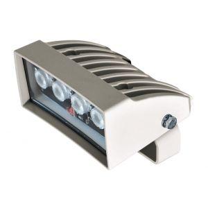Videotec LED Infrarot Scheinwerfer, 850nm, 60°, 40m, IP66/67, 12-24VDC/24VAC