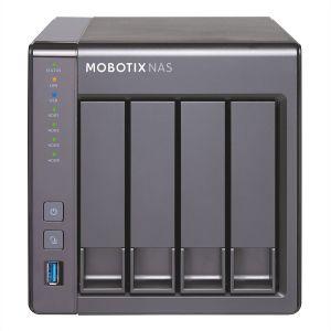 MOBOTIX Mx-S-NAS4A-16 NAS, 4 Einschüben, 16 Kanäle, max. 36TB