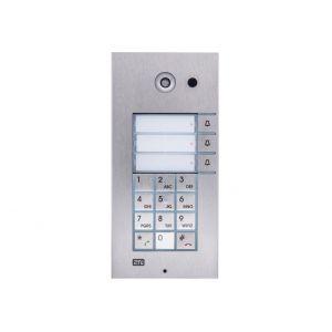 2N Analog Vario 3 Button Keyp Analoge Gegensprechanlage