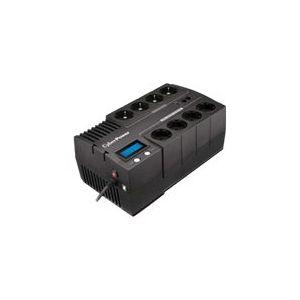 CyberPower USV, BRICs-Serie, Line-Interactive, 700VA/390W, LCD, 3min,