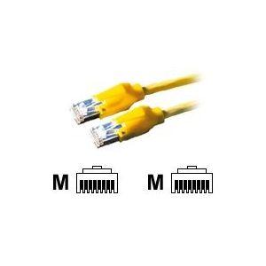 DRAKA UC600 SS27 - Patch-Kabel - RJ-45 (M) bis RJ-45 (M) - 20 m - SSTP-Kabel - CAT 6
