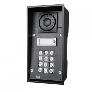 2N Gegensprechanlage EntryCom IP Force 1 Ruftaste ohne Kamera mit Keypad
