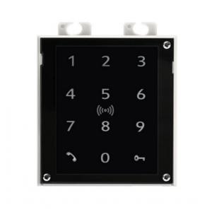 2N IP Verso Keypad RFID Touch Keypad und RFID Leser Modul