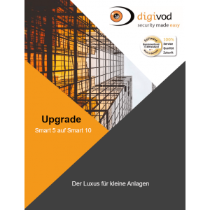 digivod Upgrade SMART 5 auf SMART 10 Edition
