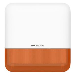HIKVISION DS-PS1-E-WE(orange) Ax Pro Sirene orange funk