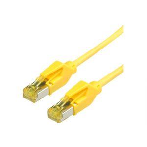 DRAKA UC900 - Patch-Kabel - RJ-45 (M) bis RJ-45 (M) - 3 m - SFTP, PiMF - CAT 6a