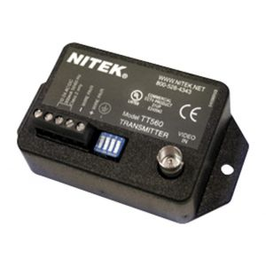 NITEK TT560 Aktiver Video Zweidrahtsender