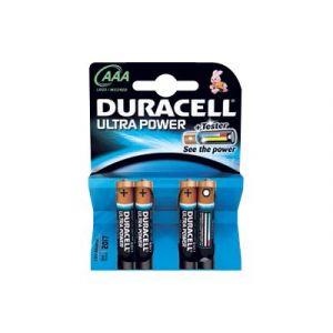 Duracell Ultra Power MX2400 - Batterie 4 x AAA Alkalisch