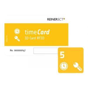 ReinerSCT timeCard ID Card RFID - RF Proximity Card (Packung mit 5)