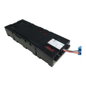 APC APCRBC115  APC Ersatzbatterie Nr. 115 Cartridge - 1 x Bleisäure - Schwarz