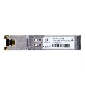 Ubiquiti U Fiber UF-RJ45-1G - SFP (Mini-GBIC)-Transceiver-Modul