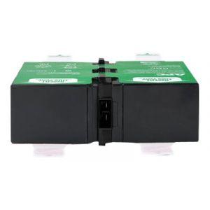 APC APCRBC124 Ersatzbatterie Nr. 124 Cartridge - 1 x Bleisäure -