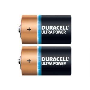 Duracell Ultra MX1300 - Batterie 2 x D Alkalisch
