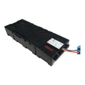 APC APCRBC116 Ersatzbatterie Nr. 116 Cartridge - 1 x Bleisäure - Schwarz