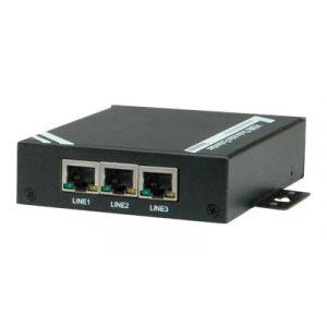Roline HDMI receiver over TP - Erweiterung für Video/Audio - HDMI - bis zu 100 m