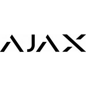 AJAX Frontplatte Sirene DoubleDeck (schwarz)