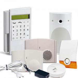 videofied Funkalarmanlage Komplettset für den Innenbereich mit Videoverifizierung