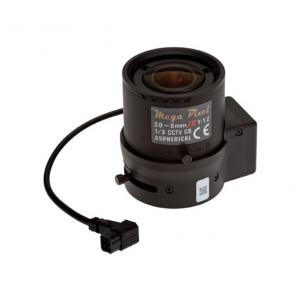 AXIS LENS CS VF 2.8-8MM F1.2 DC-IR Objektiv varifokal