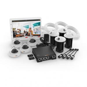AXIS F34 SURVEILLANCE SYSTEM Netzwerk Überwachungssystem