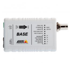AXIS T8640 POE+ OVER COAX KIT Medienkonverter