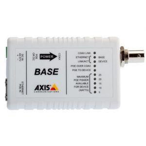AXIS T8641 POE+ OVER COAX BASE Medienkonverter