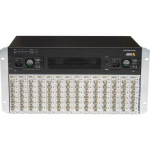 AXIS Q7920 Video Encoder Rack