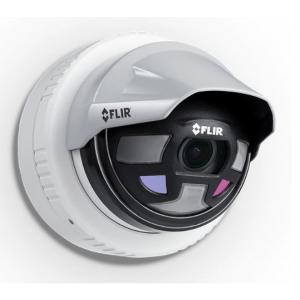 Flir DH-390-2MP SAROS Multi-Spektral IP Dome, 2MP und  Wärmebildkamera