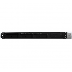 Synology RS819 Network Attached Storage, 4-Bay, Hotswap, ohne HDD, 2x GBit LAN, 2x USB 3.0