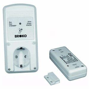 Germanprotect BL220F Funk-Abluft-Sicherheitsschalter