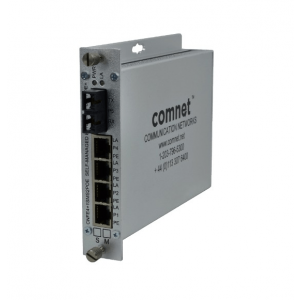 ComNet CNFE4+1SMSM2POE Fast Ethernet Switch