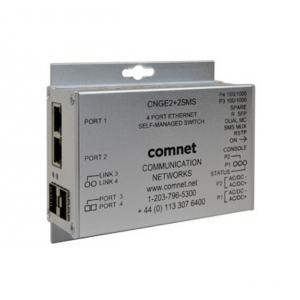 ComNet CNGE2+2SMS Gigabit Switch