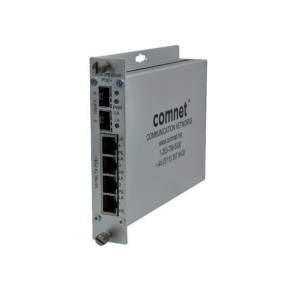 Comnet CNGE2FE4SMSPOE Gigabit Switch