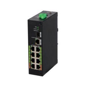 Dahua D-LR2110-8ET-120 Switch 8 Kanal