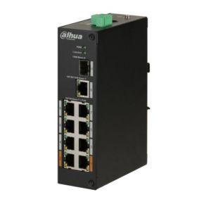 Dahua D-PFS3110-8ET-96 Switch 8 Kanal