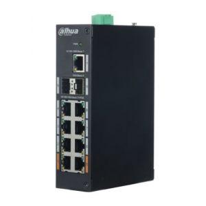 Dahua D-PFS3211-8GT-120 Switch 8 Kanal