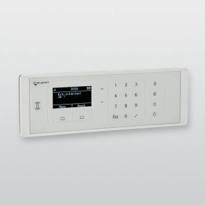 Telenot FBT 250 Funk-Bedienteil Weiß