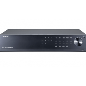 Hanwha Techwin HRD-842 2TB Digitaler Multisignal Video Rekorder 8-Kanal