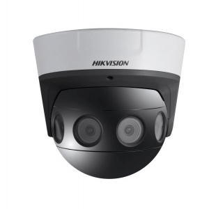 HIKVision DS-2CD6924F-I(4mm) IP Panorama Multisensor Dome Kamera 8 MP Ultra HD Darkfighter Outdoor