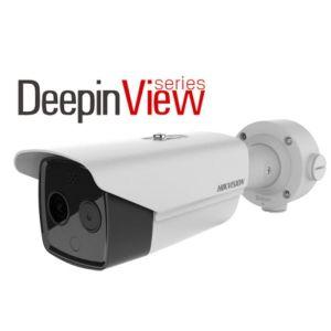 HIKVision DS-2TD2617-3/PA IP Bullet Bi-Spektral Wärmebildkamera