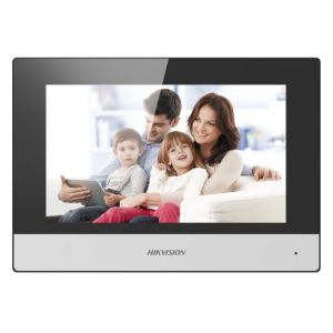 "HIKVision DS-KH6320-TE1/EU 7"" Touch Screen Indoor Station"