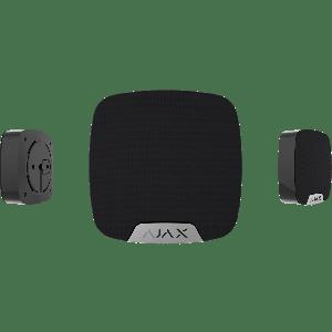 Ajax HomeSiren Funk Innen-Sirene  in Farbe schwarz